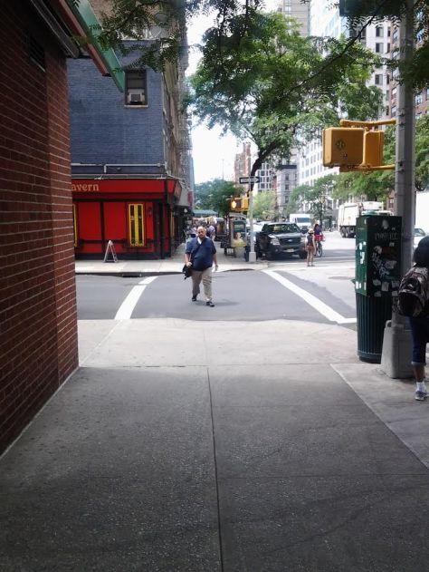 In New York City 6/26/2014